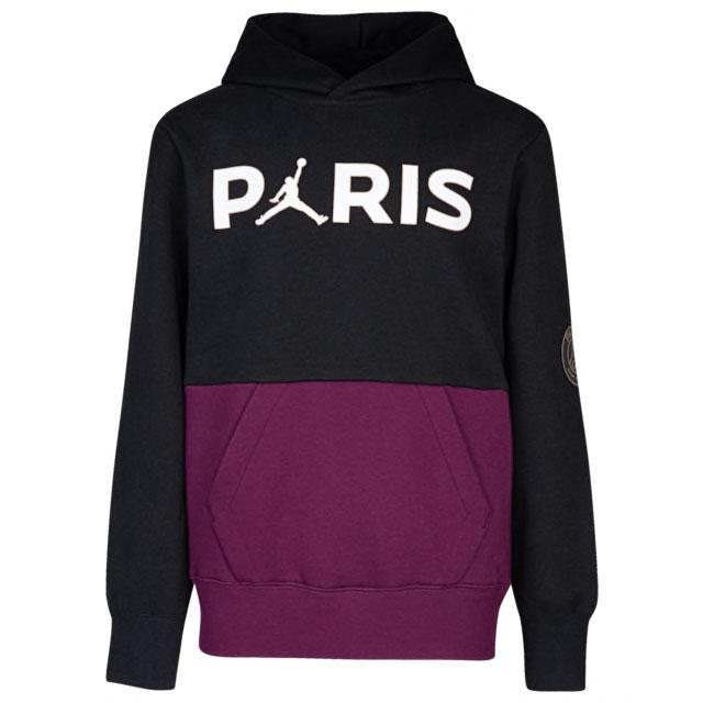 jordan-4-psg-kids-hoodie-boys-grade-school
