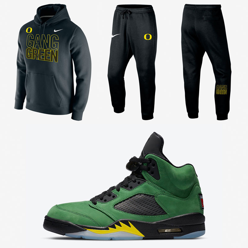 jordan-5-oregon-ducks-hoodie-pants-outfit
