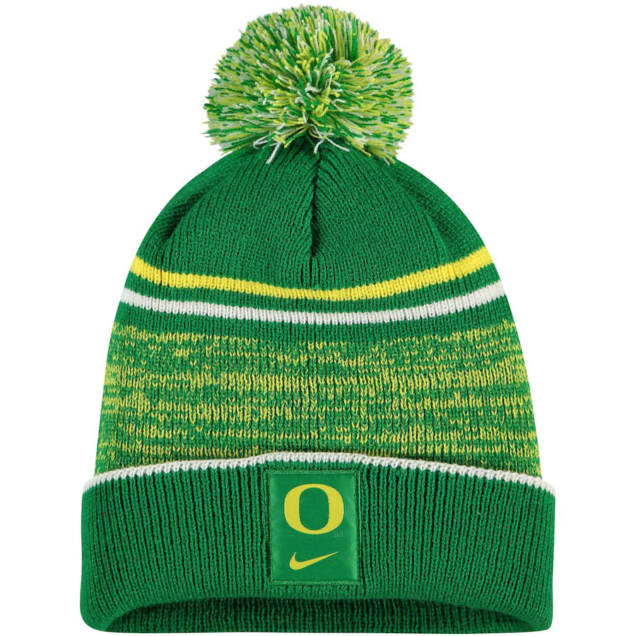 jordan-5-oregon-ducks-nike-knit-pom-hat