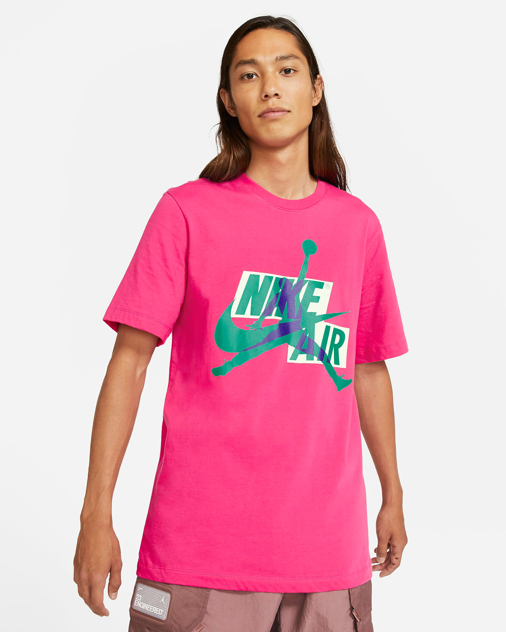jordan-jumpman-classics-shirt-watermelon-pink-green-purple