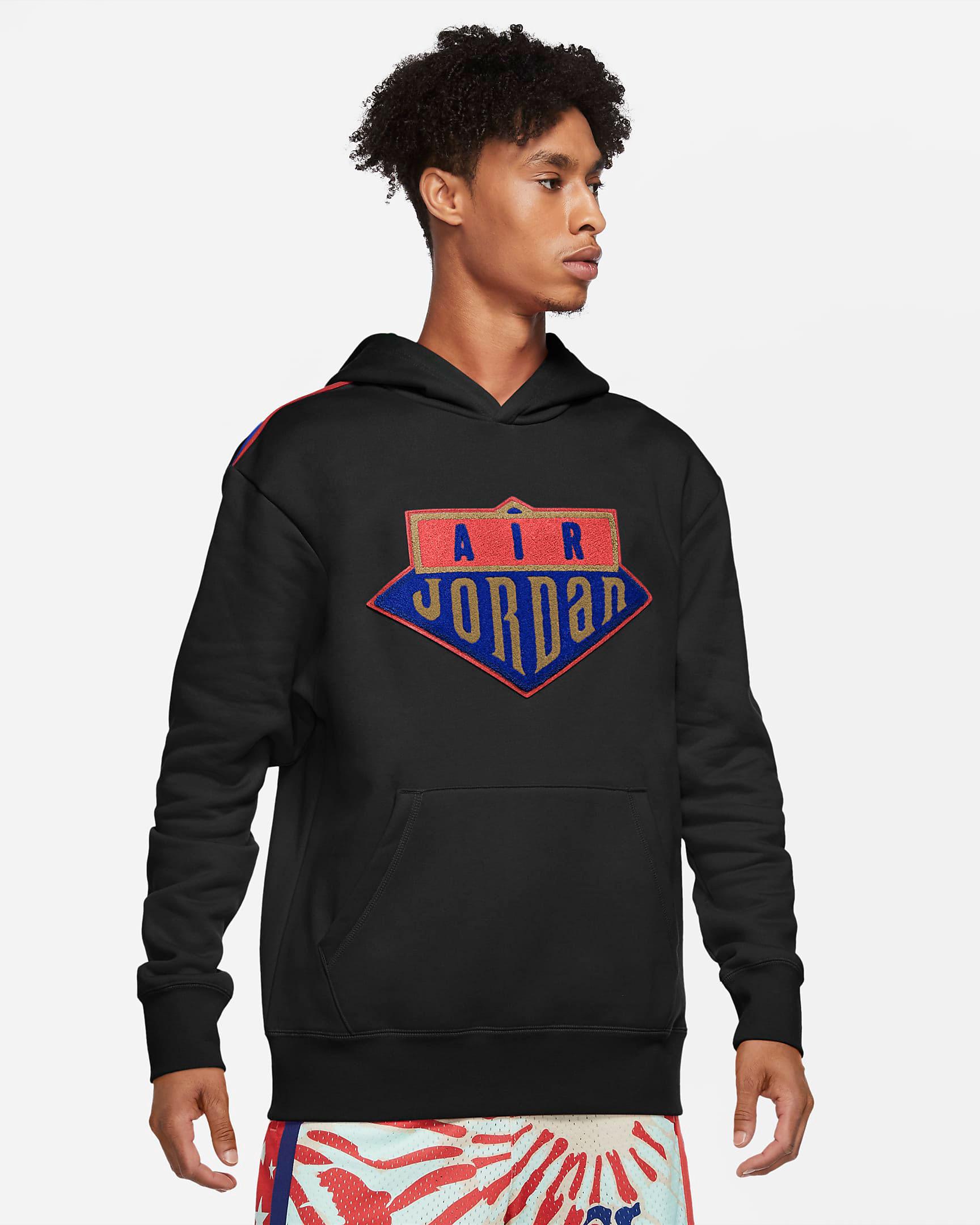 jordan-sport-dna-black-royal-blue-red-hoodie