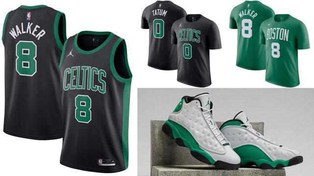 lucky-green-jordan-13-celtics-gear