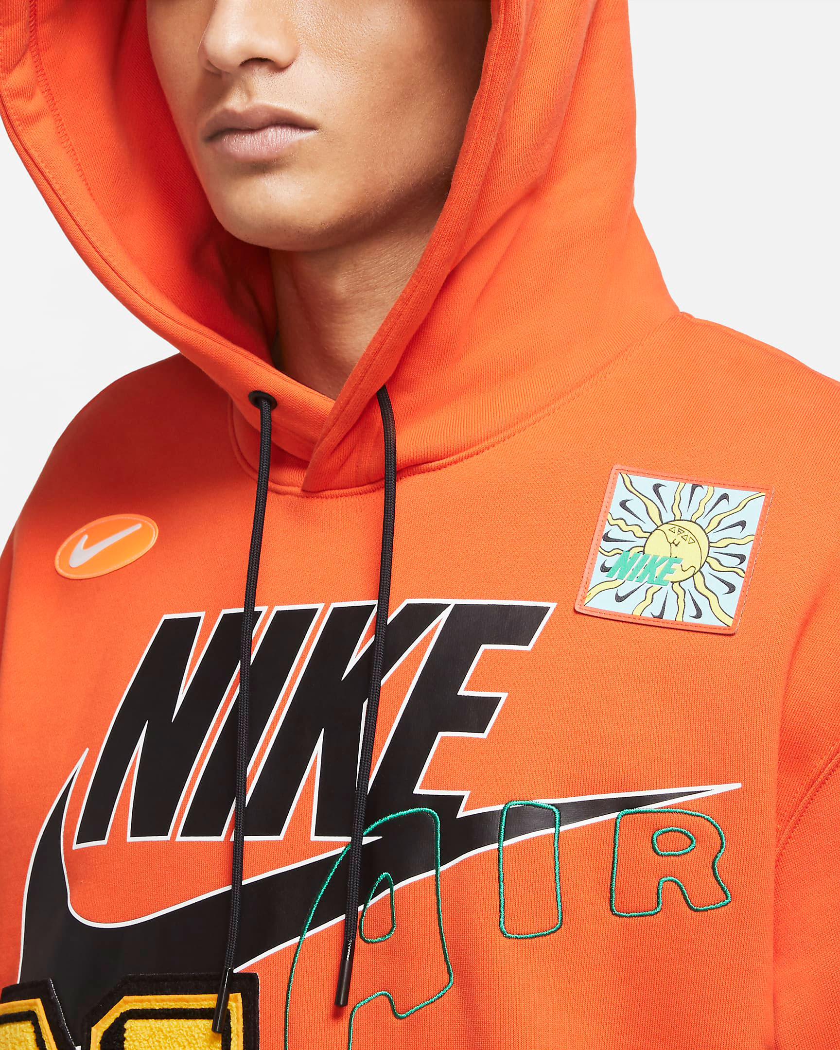 nike-air-drip-hoodie-orange-5