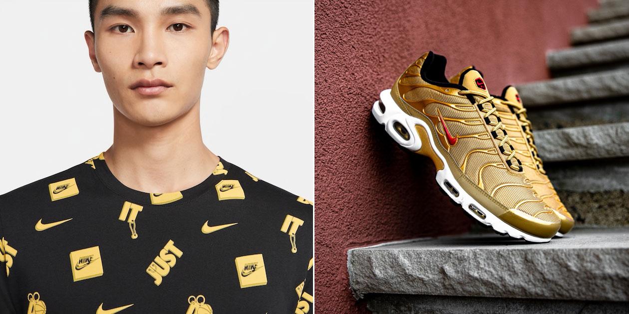 nike-air-max-plus-gold-bullet-shirt