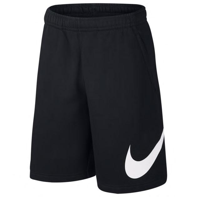 nike-club-shorts-black-white