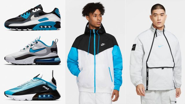 nike-laser-blue-sneakers-jackets-match
