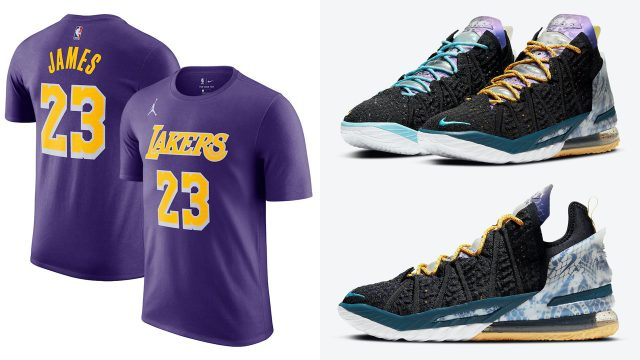 nike-lebron-18-reflections-shirt-match