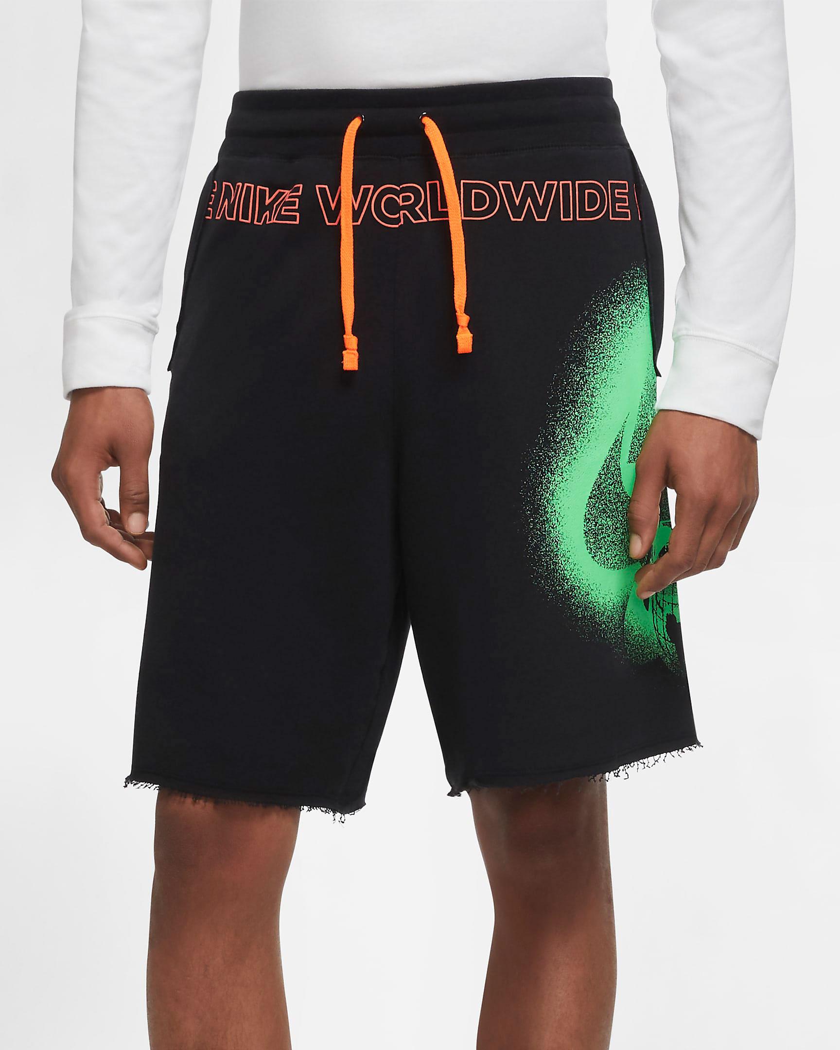 nike-sportswear-worldwide-alumni-shorts-black-green-1