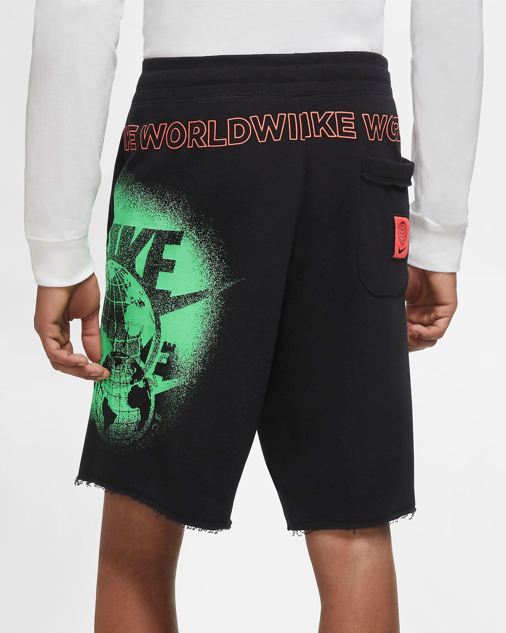 nike-sportswear-worldwide-alumni-shorts-black-green-2