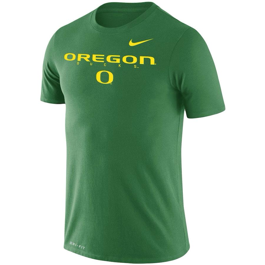 oregon-ducks-apple-green-shirt