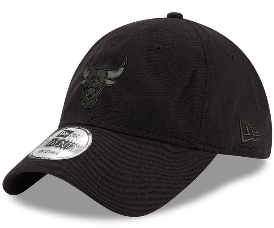 Air-Jordan-1-Dark-Mocha-New-Era-Bulls-Dad-Hat-Match