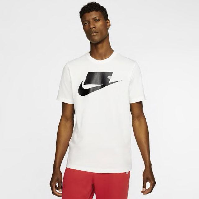 Air-Jordan-1-Dark-Mocha-Nike-Shirt-Match-Sail-Black