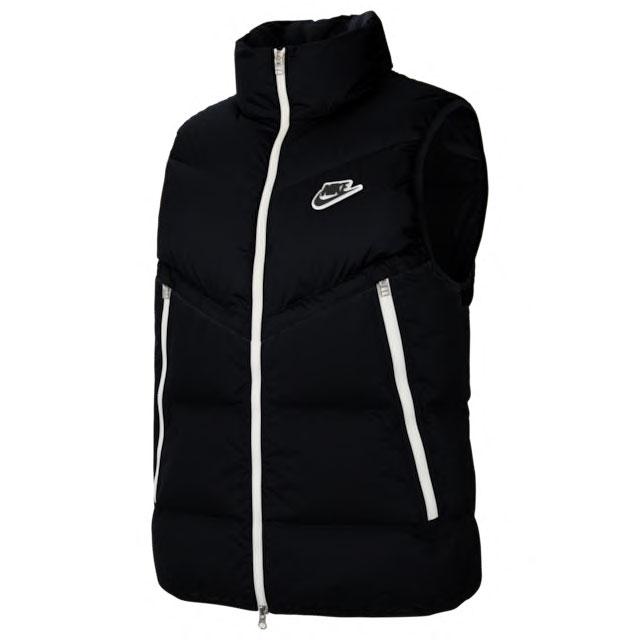 Air-Jordan-1-Dark-Mocha-Nike-Vest-Jacket-Match