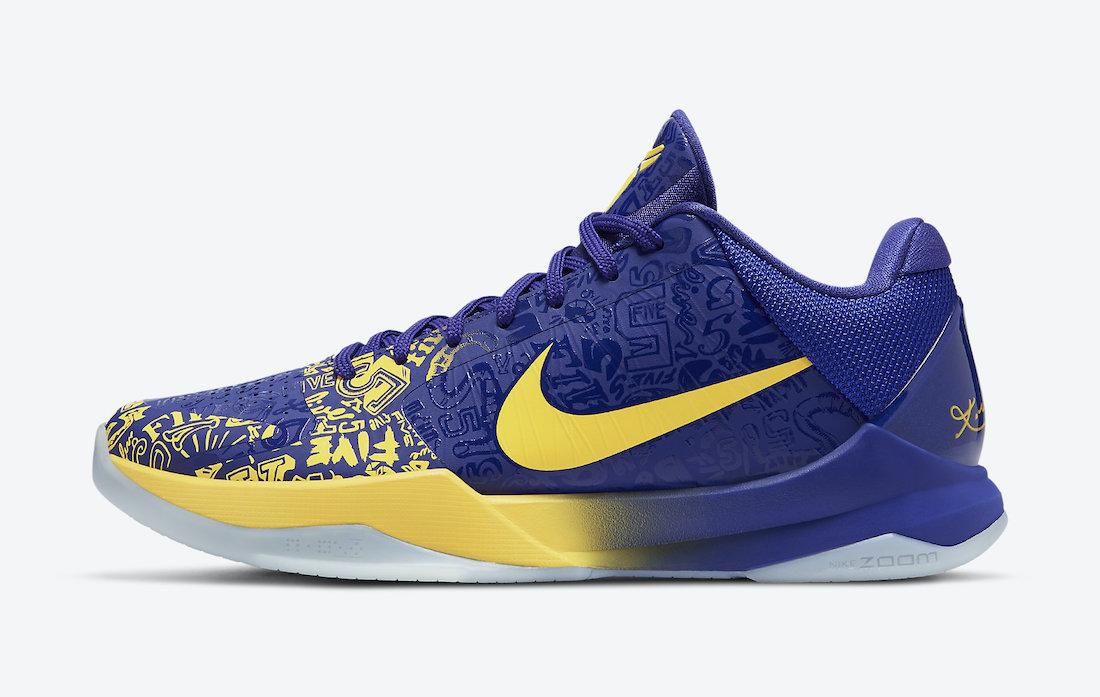 Nike-Kobe-5-Protro-5-Rings-CD4991-400-Release-Date