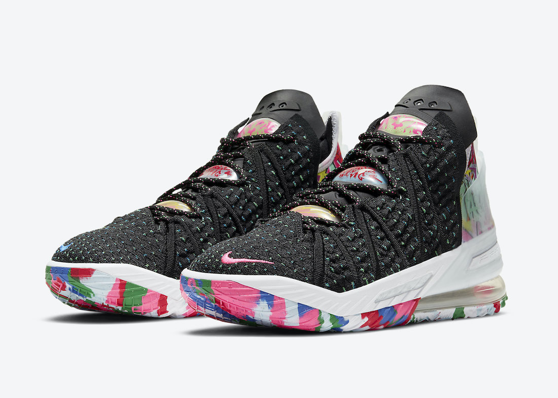 Nike-LeBron-18-James-Gang-Multicolor-CQ9283-002-Release-Date-4