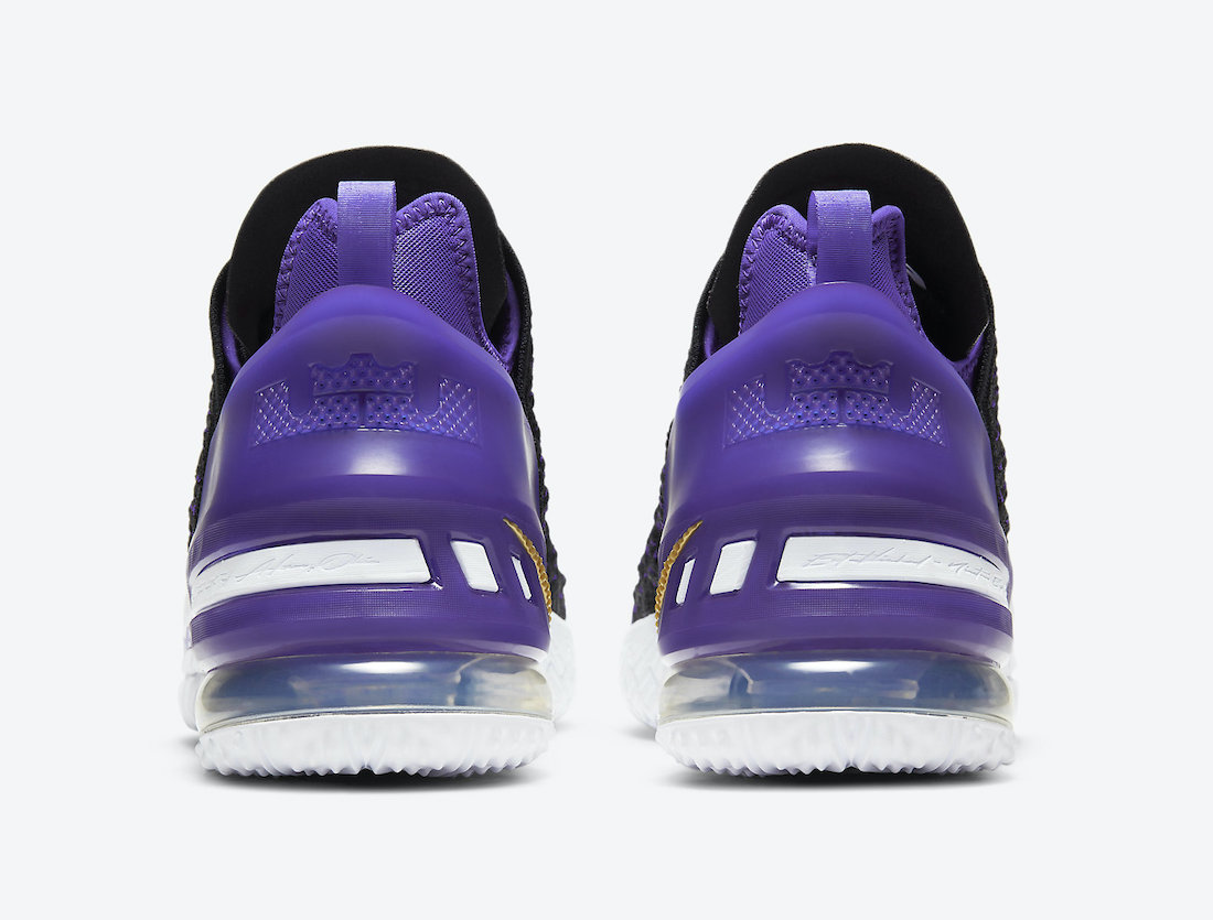 Nike-LeBron-18-Lakers-Court-Purple-CQ9283-004-Release-Date-5