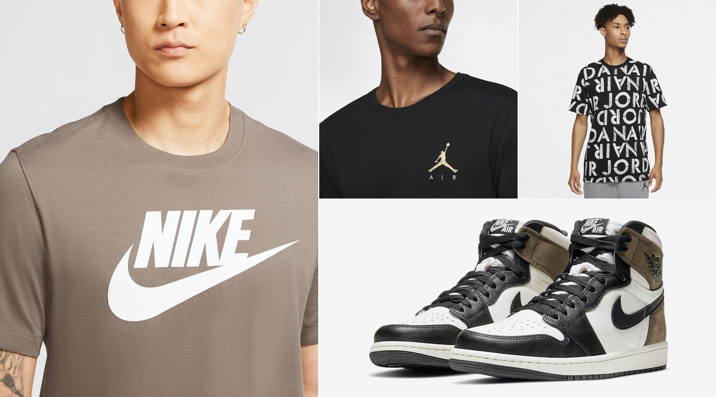air-jordan-1-dark-mocha-shirts