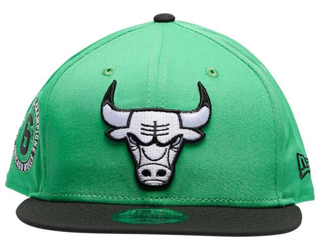 air-jordan-1-high-lucky-green-bulls-hat-2