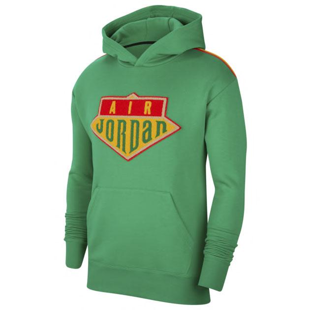air-jordan-1-high-lucky-green-hoodie