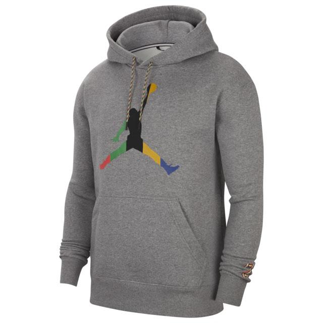 air-jordan-1-high-lucky-green-matching-hoodie-grey