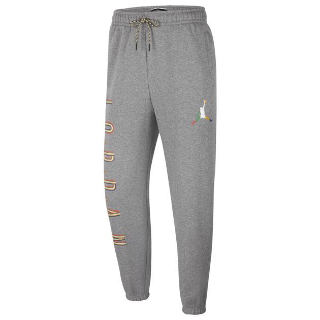 air-jordan-1-high-lucky-green-matching-pants-grey