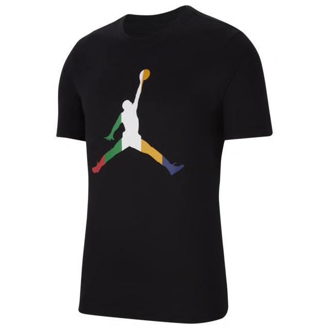 air-jordan-1-high-lucky-green-matching-shirt-1