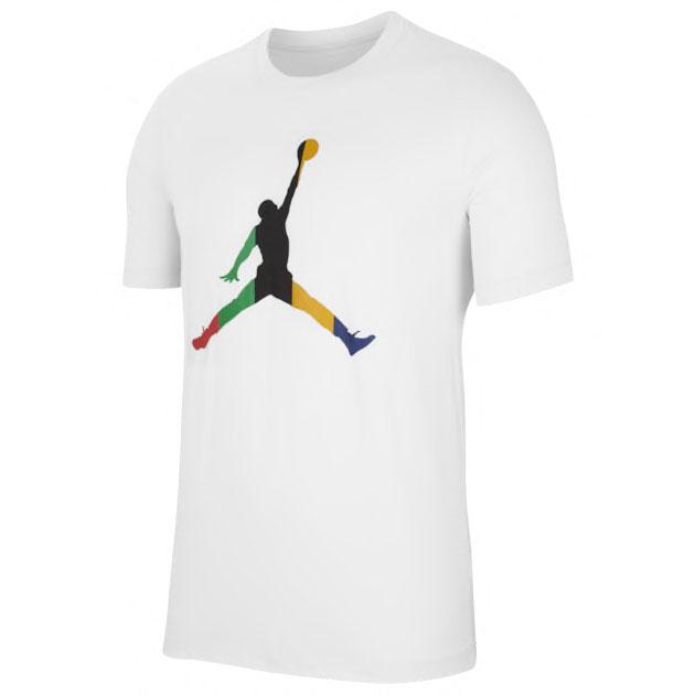 air-jordan-1-high-lucky-green-matching-tee-shirt-1
