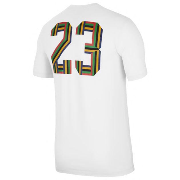 air-jordan-1-high-lucky-green-matching-tee-shirt-2