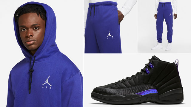 air-jordan-12-concord-apparel-hoodie-pants