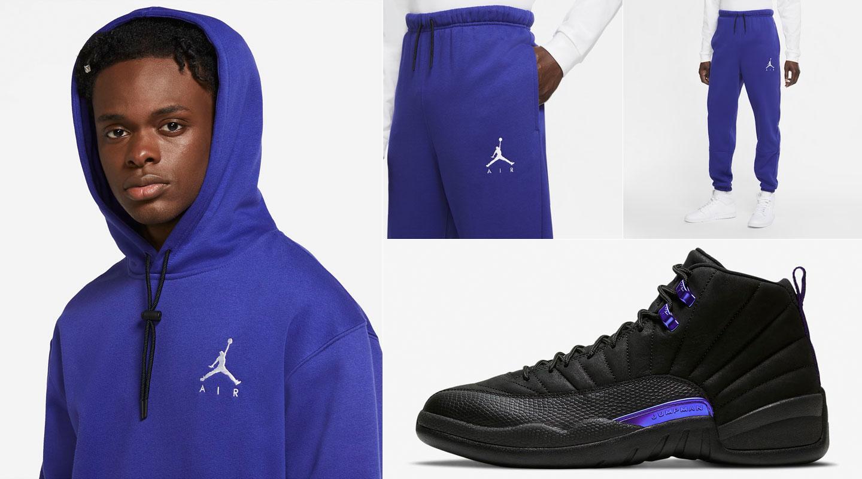 air-jordan-12-dark-concord-clothing-hoodie-pants