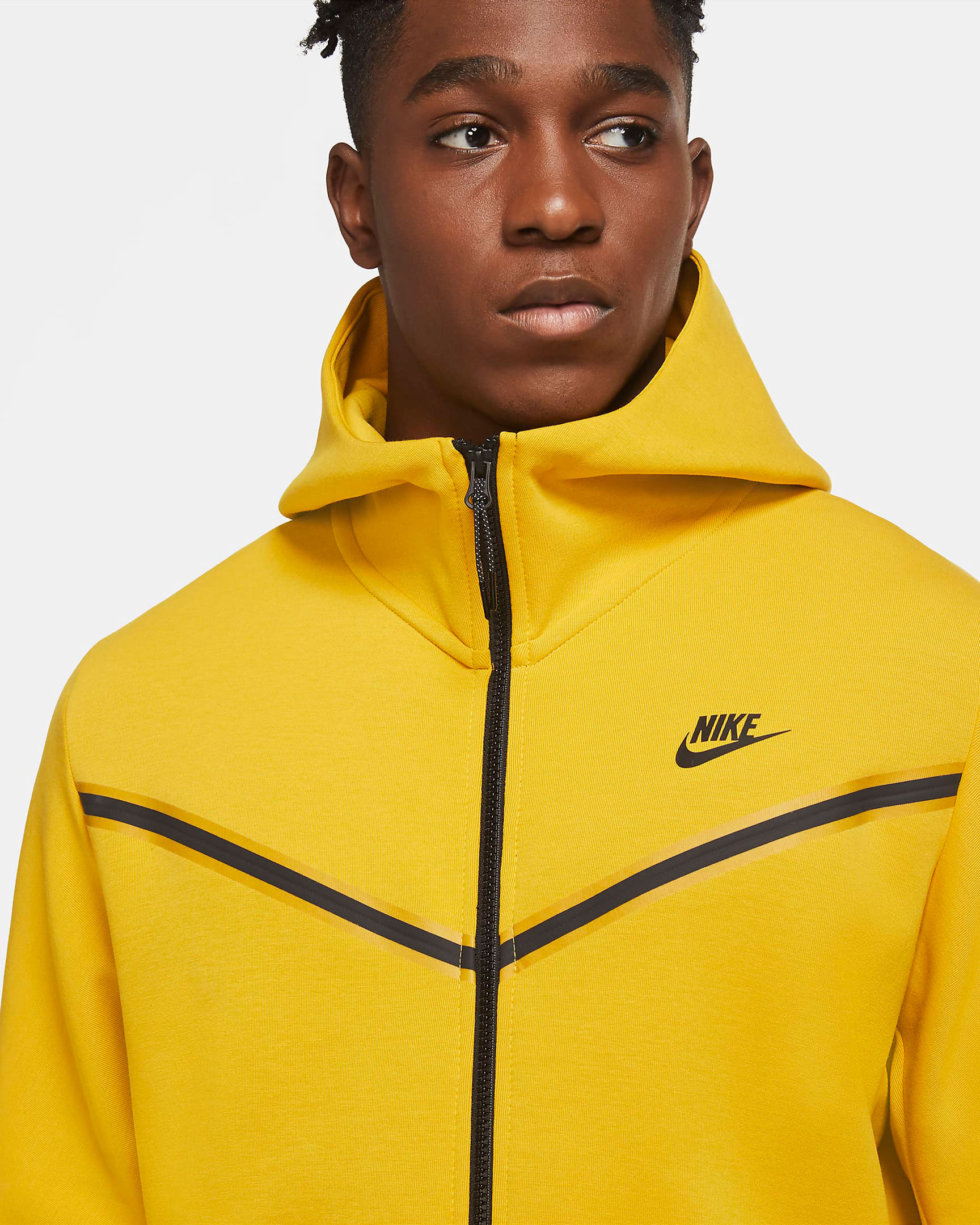air-jordan-12-university-gold-nike-hoodie-match-2