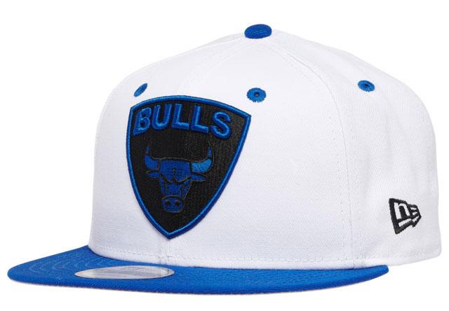air-jordan-3-blue-cement-bulls-hat-match-1