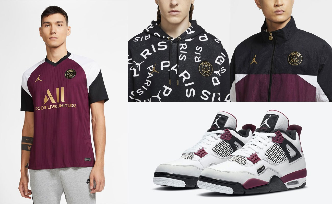 air-jordan-4-psg-paris-saint-germain-clothing-outfits
