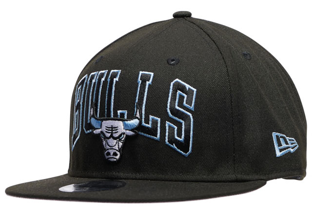 air-jordan-9-black-university-blue-bulls-hat-1