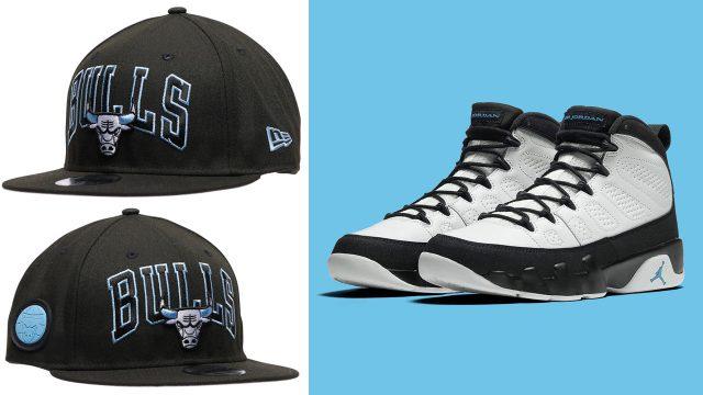 air-jordan-9-university-blue-bulls-hat