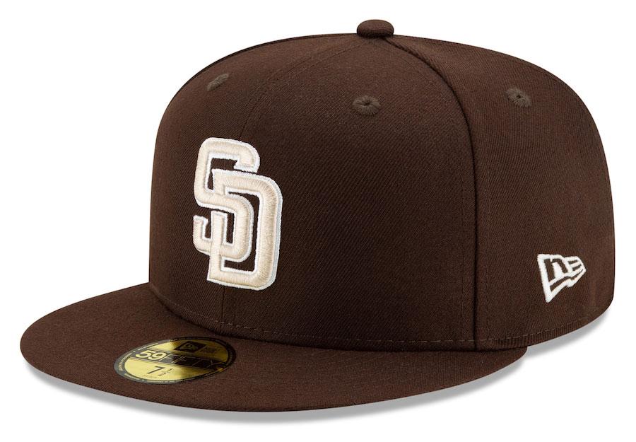 jordan-1-dark-mocha-padres-fitted-cap