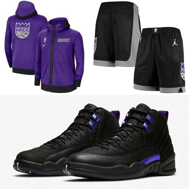 jordan-12-black-dark-concord-kings-clothing-match