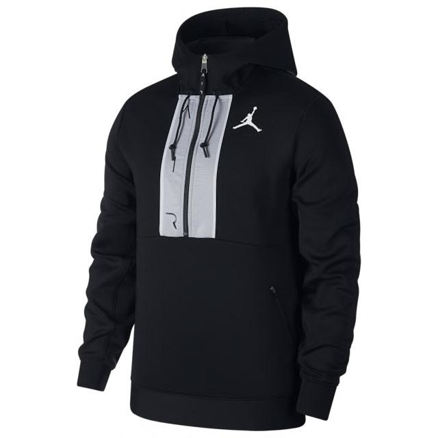 jordan-12-black-dark-concord-matching-hoodie-1