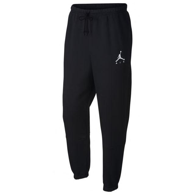 jordan-12-black-dark-concord-matching-jogger-pants