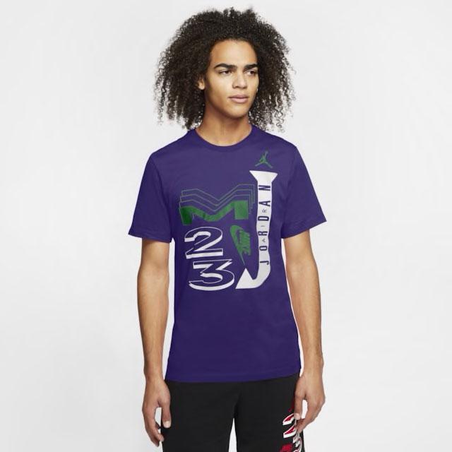 jordan-12-concord-purple-shirt-match