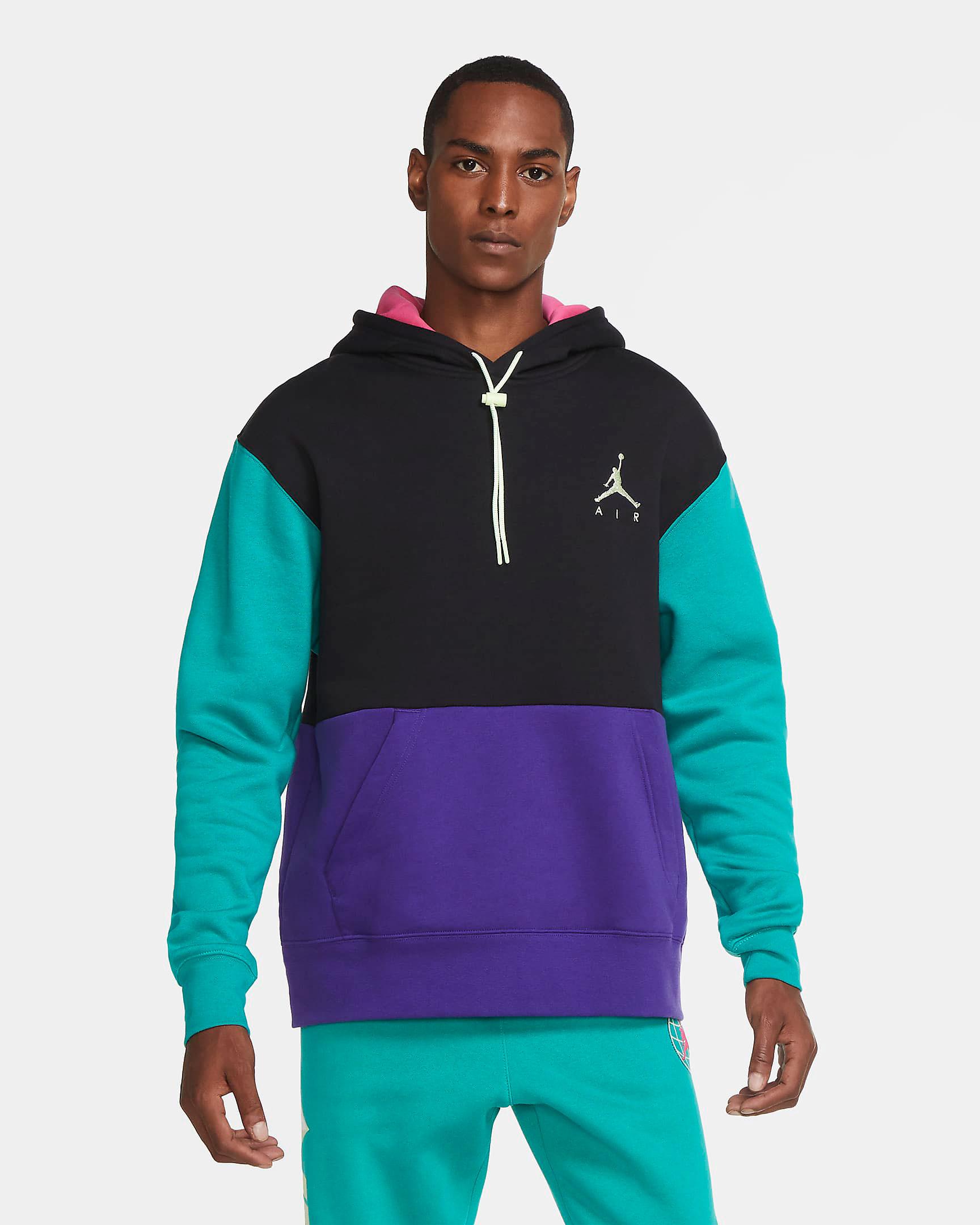 jordan-12-dark-concord-hoodie-match