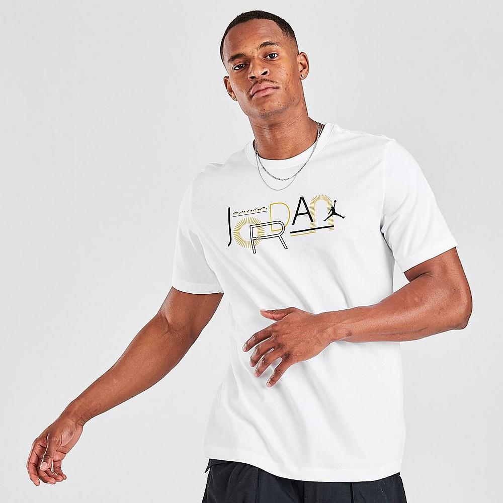 jordan-12-university-gold-sneaker-match-tee-shirt-1