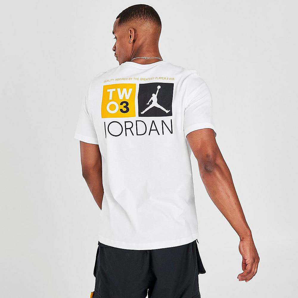 jordan-12-university-gold-sneaker-match-tee-shirt-2