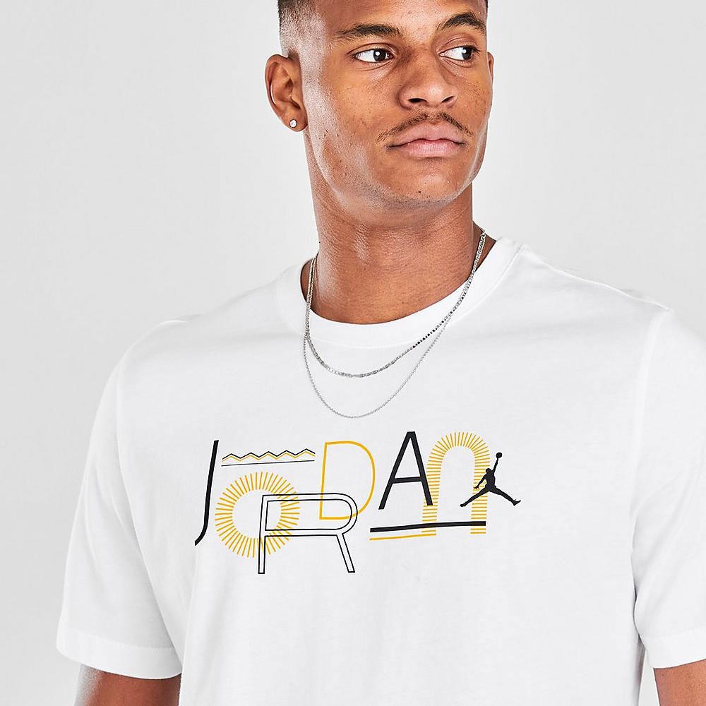 jordan-12-university-gold-sneaker-match-tee-shirt-3