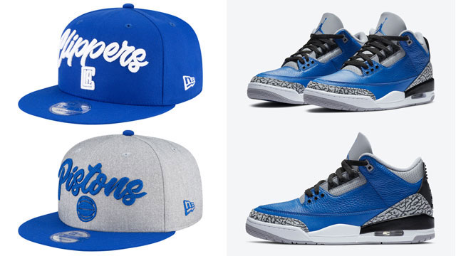 jordan-3-royal-blue-cement-matching-hats