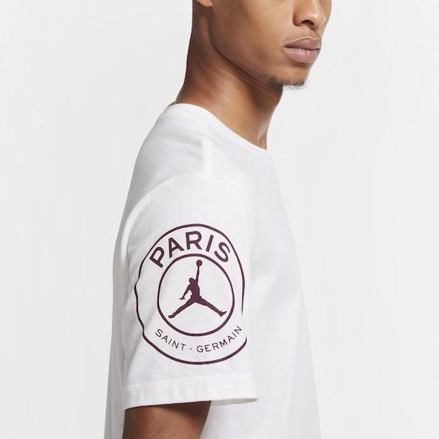 jordan-4-psg-logo-shirt-white-2