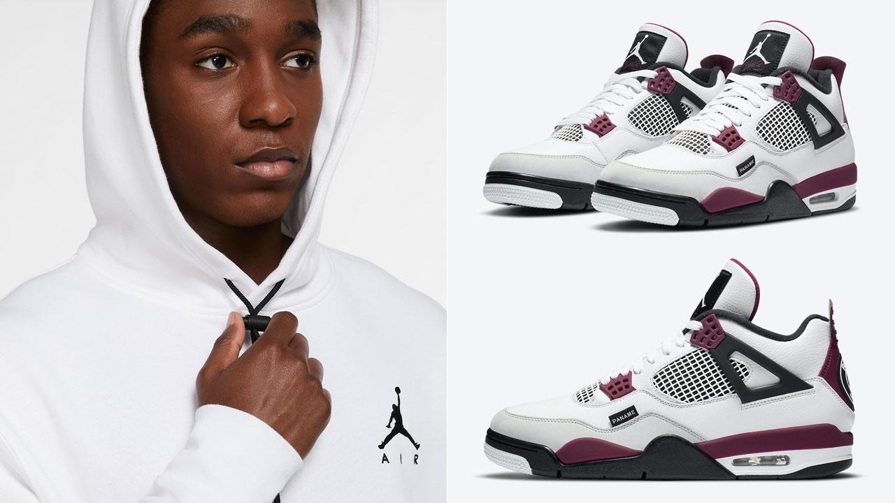 jordan-4-psg-matching-hoodie