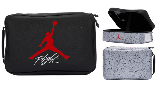 jordan-flight-shoe-box-bag-black-red-grey-splatter