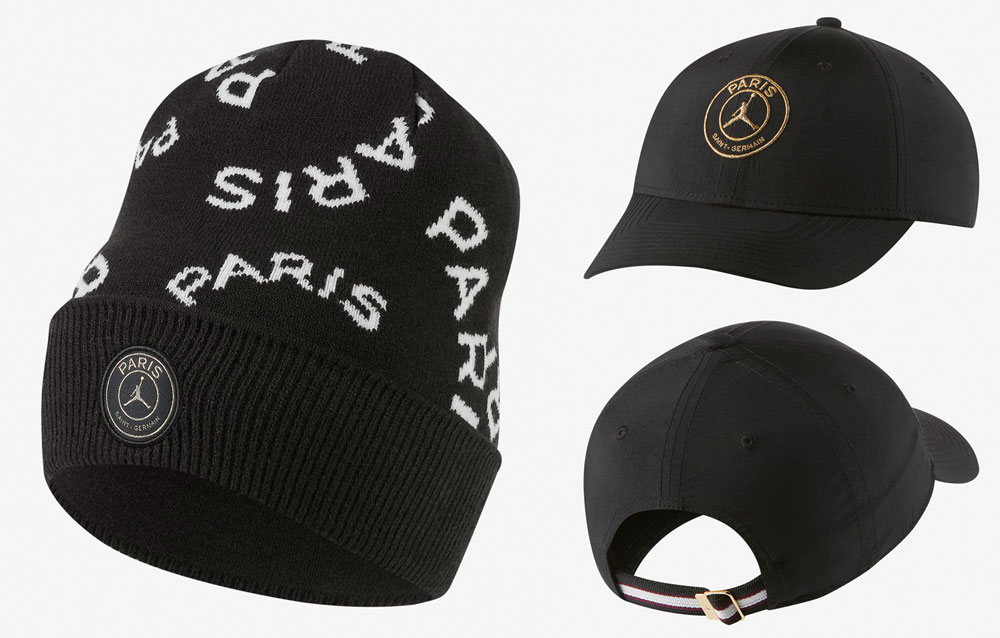 Jordan Psg Paris Saint Germain Hats Sneakerfits Com