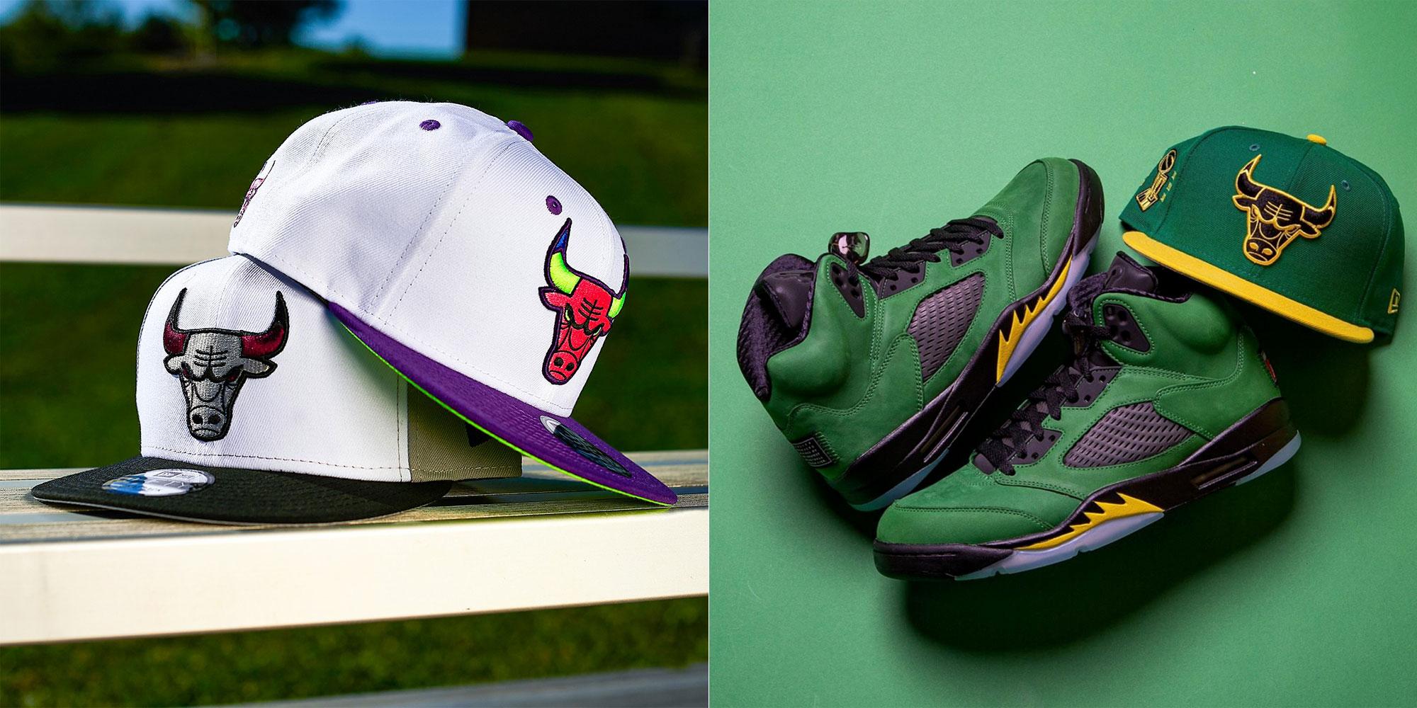 jordan-retro-new-era-bulls-sneaker-match-hats